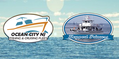 Ocean City & Keyport NJ Fishing & Cruising Fleet